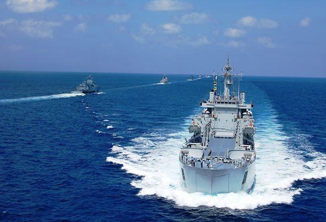 SAGAR, indian Ocean, mission sagar