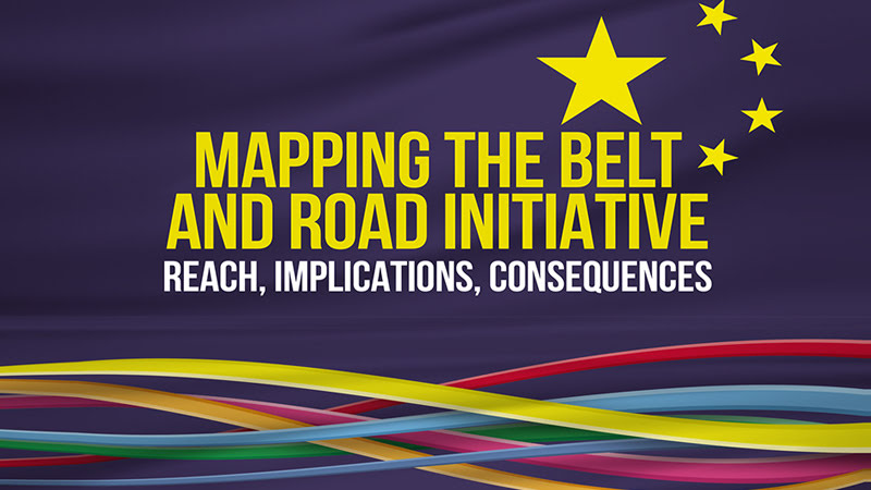 Mapping the Belt and Road Initiative, BRI, contested narrative, global geopolitics, India, global politics, Chinese belligerence, global footprint, China challenge